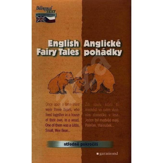 Anglické pohádky / English Fairy Tales - Joseph Jacob