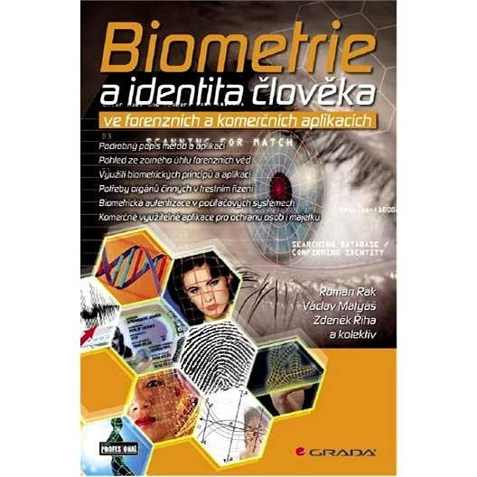 Biometrie a identita člověka - Roman Rak