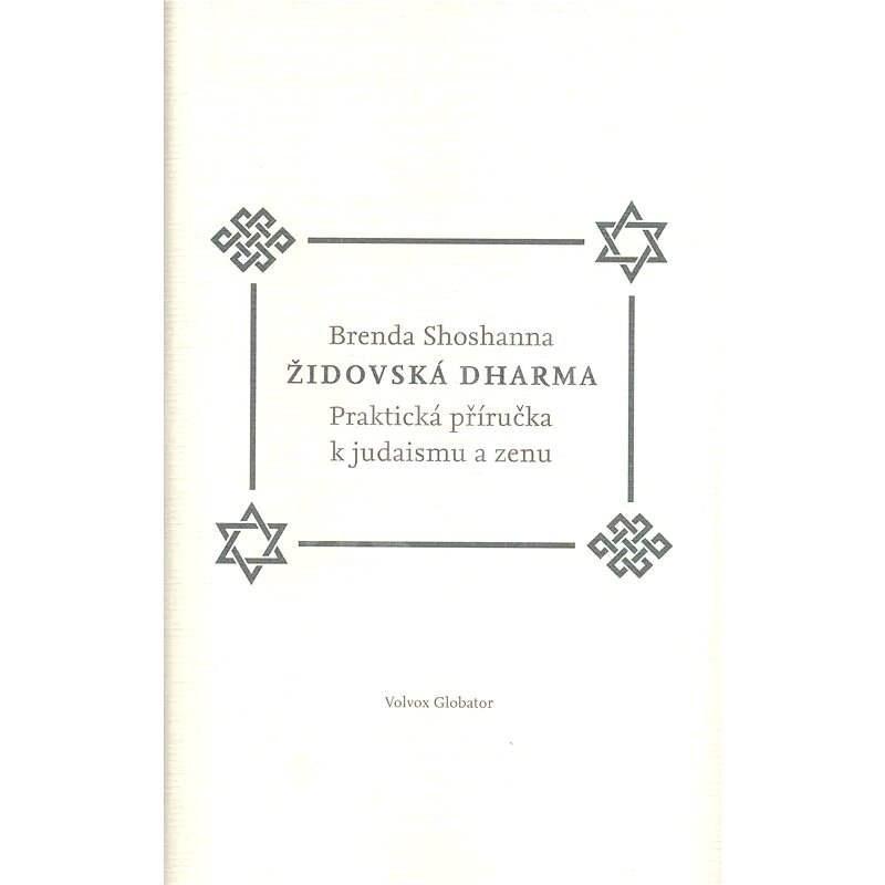 Židovská dharma - Brenda Shoshannaová