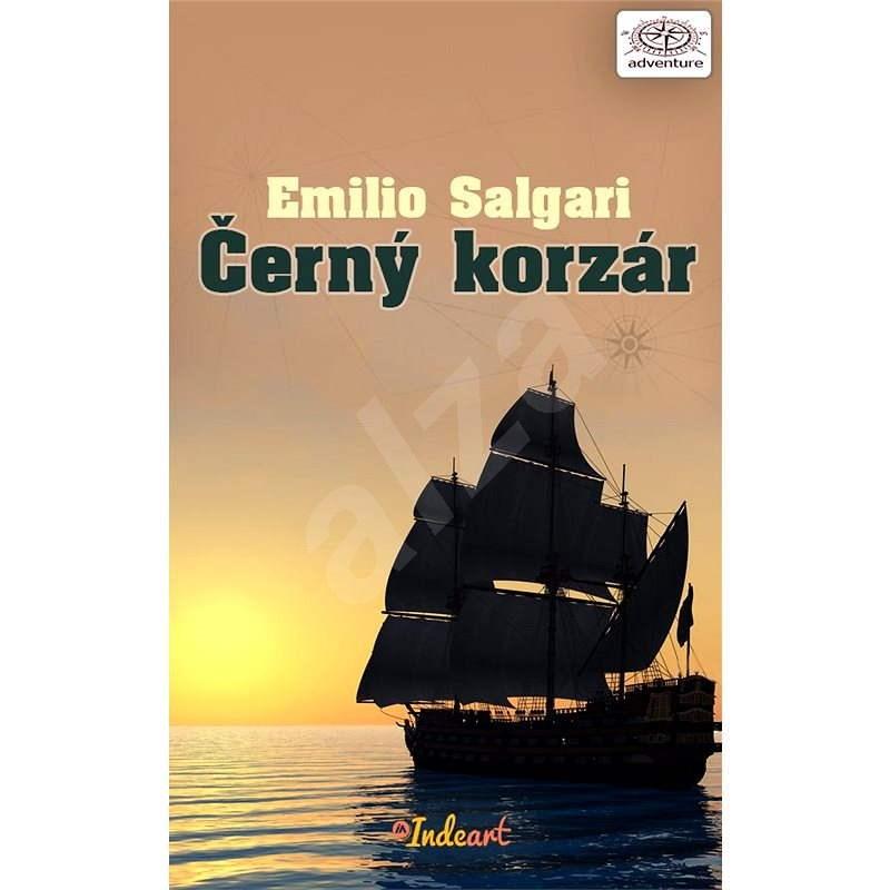 Černý korzár - Emilio Salgari