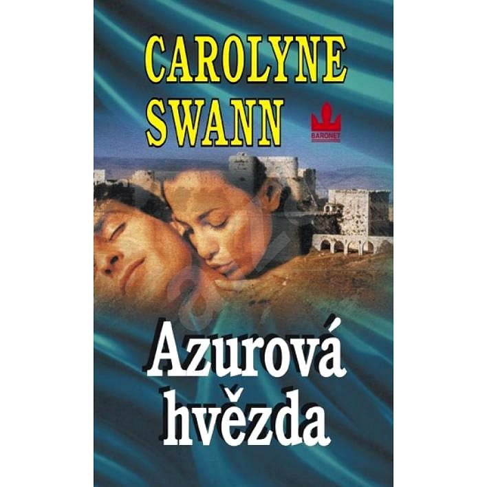 Azurová hvězda - Carolyne Swann