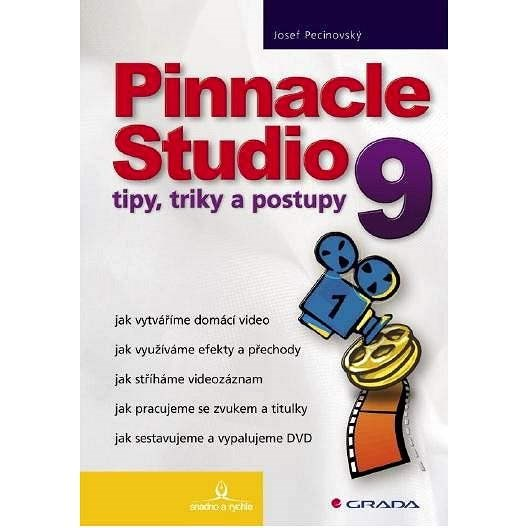 Pinnacle Studio 9 - Josef Pecinovský