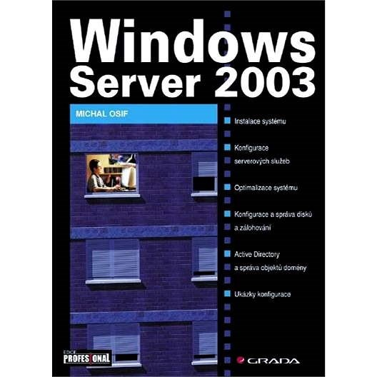 Windows Server 2003 - Michal Osif