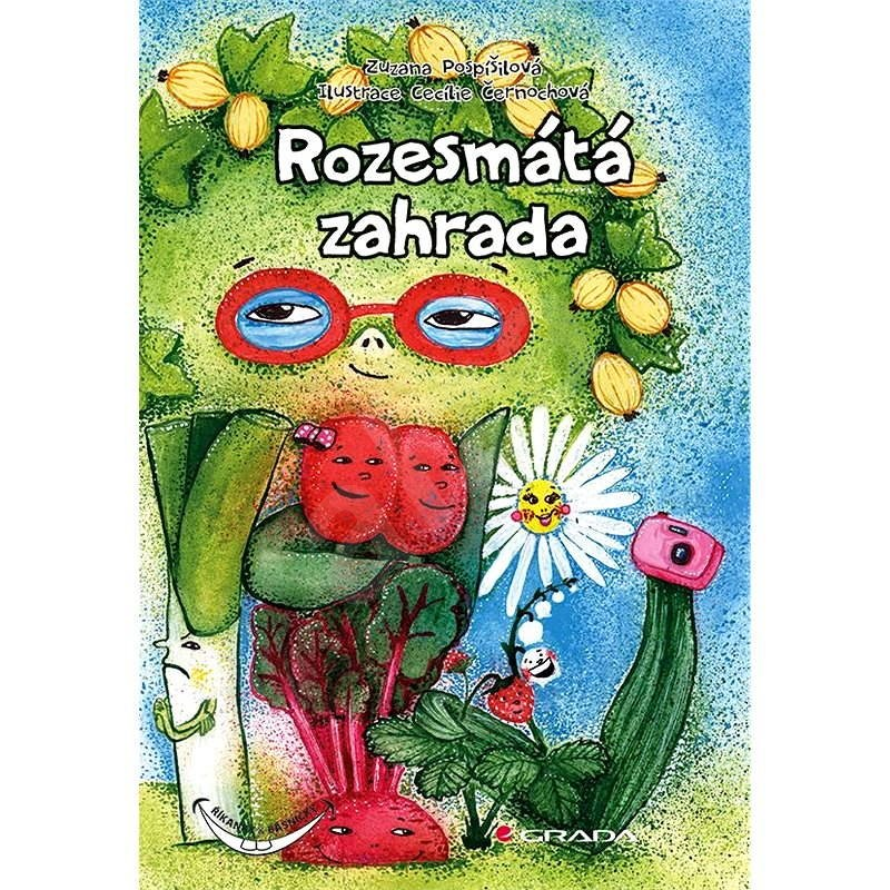 Rozesmátá zahrada - Zuzana Pospíšilová