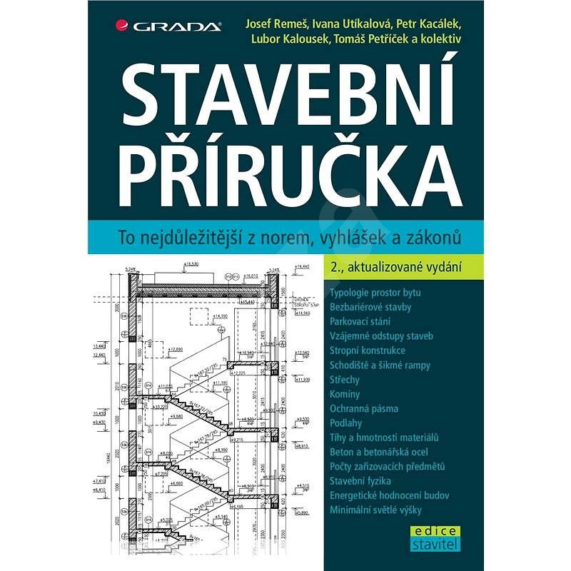 Stavební příručka - kolektiv a