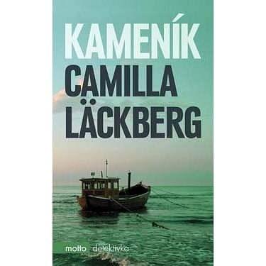 Kameník - Camilla Läckberg