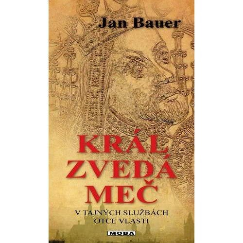 Král zvedá meč - Jan Bauer