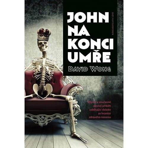 John na konci umře - David Wong