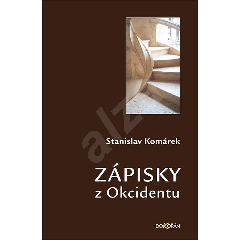 Zápisky z Okcidentu - Prof. RNDr. Stanislav Komárek Dr.