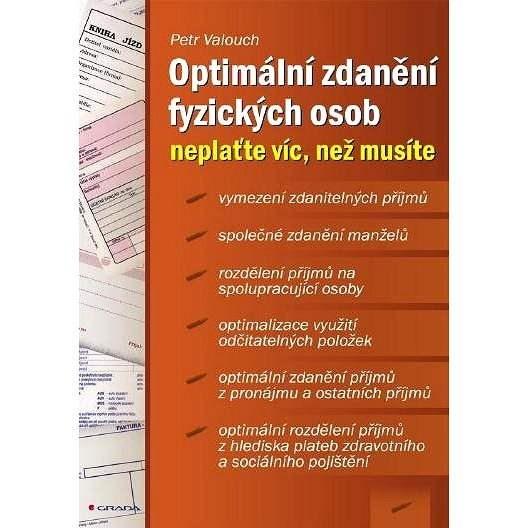 Optimální zdanění fyzických osob - Petr Valouch