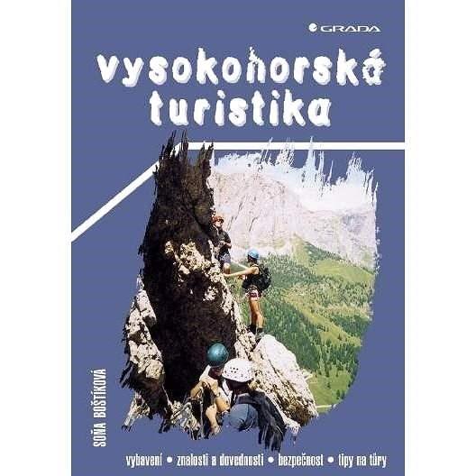 Vysokohorská turistika - Soňa Boštíková
