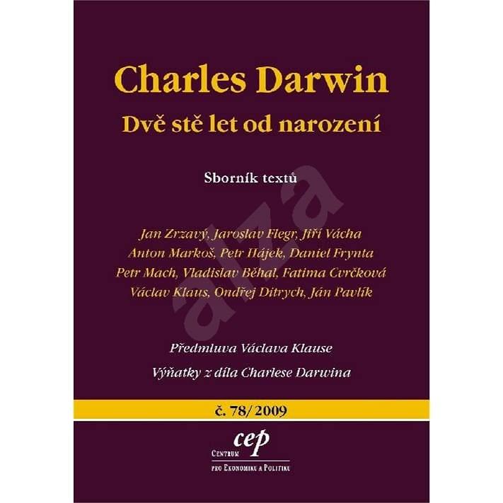 Charles Darwin: dvě stě let od narození - Doc. RNDr. Jaroslav Flegr CSc.