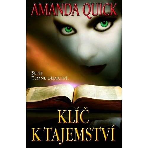 Klíč k tajemství - Amanda Quick