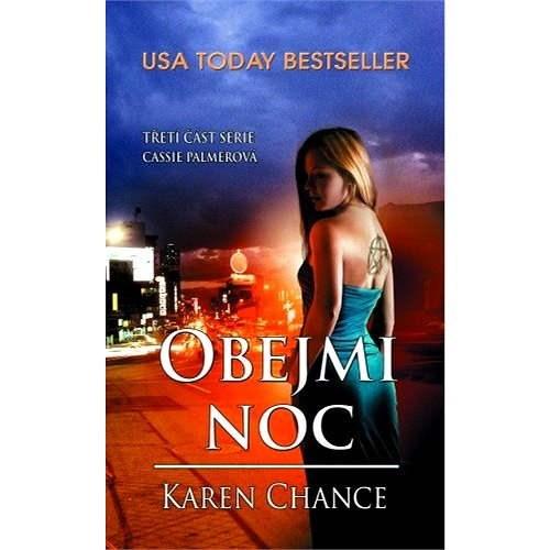 Obejmi noc - Karen Chance