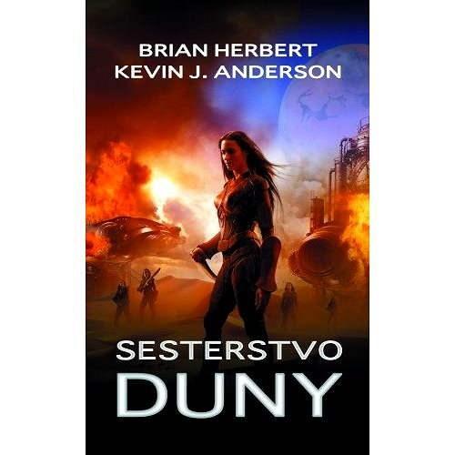 Sesterstvo Duny - Brian Herbert