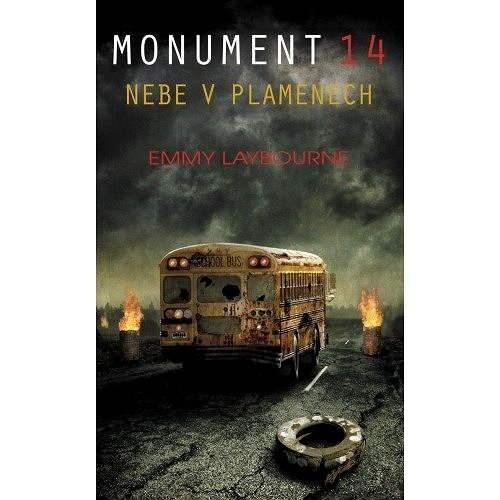 Monument 14 - Nebe v plamenech - Emmy Laybourne