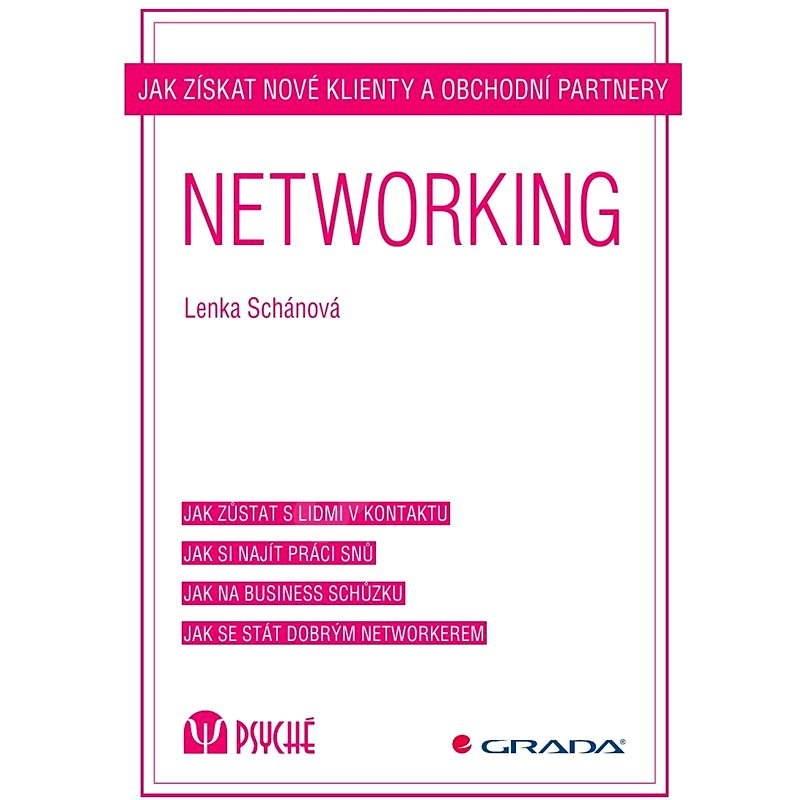 Networking - Lenka Schánová
