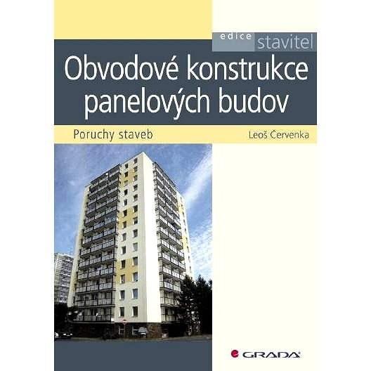 Obvodové konstrukce panelových budov - Leoš Červenka