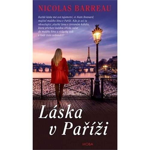 Láska v Paříži - Nicolas Barreau
