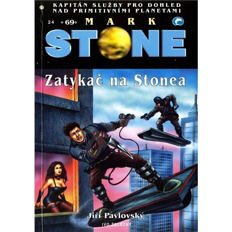 Zatykač na Stonea - Jiří Pavlovský