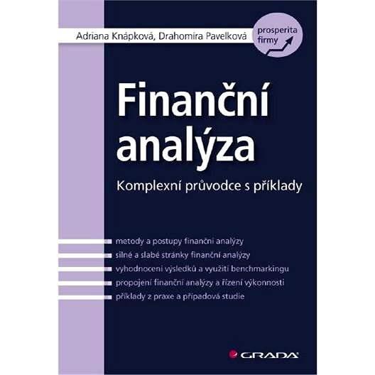 Finanční analýza - Drahomíra Pavelková