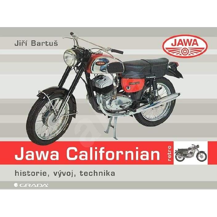 Jawa Californian - Jiří Bartuš