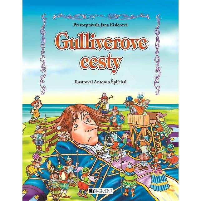 Gulliverove cesty - Jana Eislerová