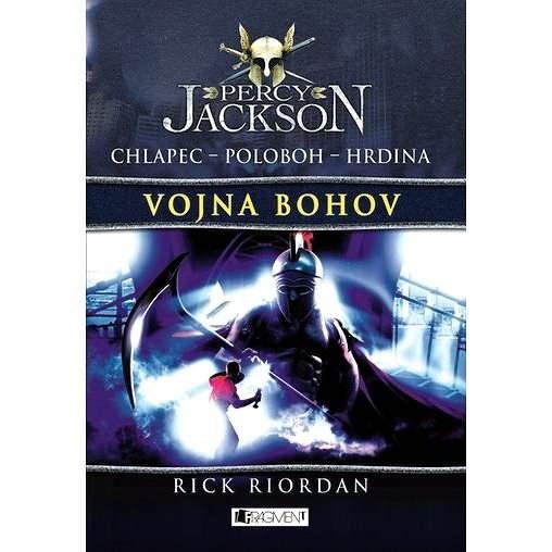 Percy Jackson - Vojna bohov  - Rick Riordan