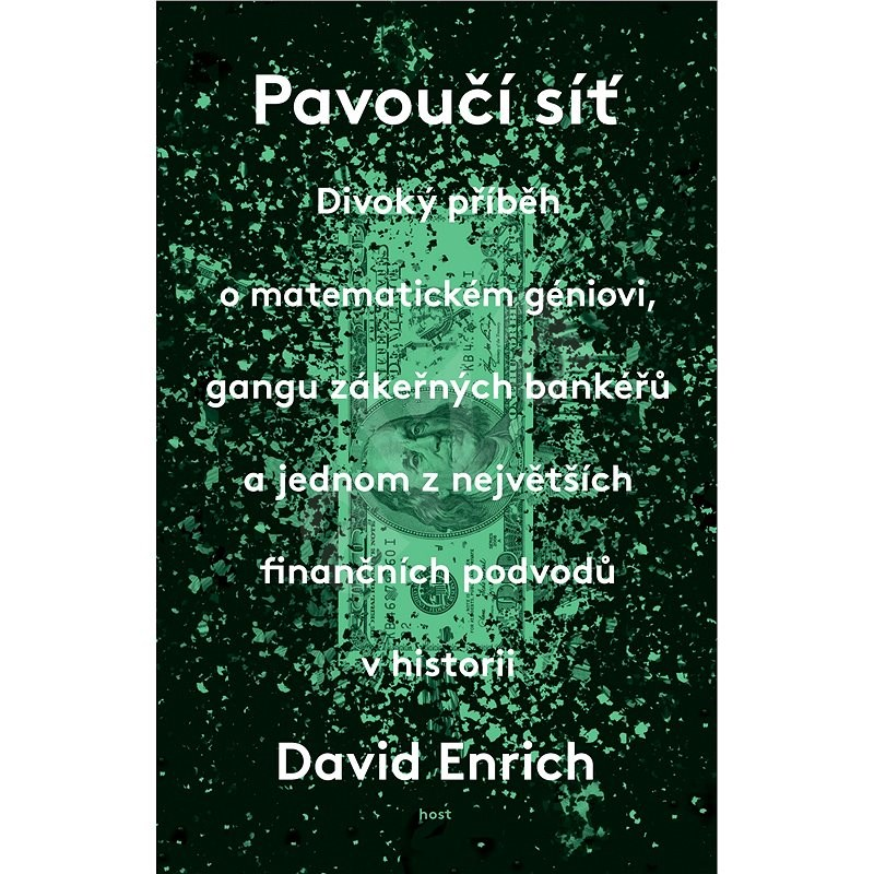 Pavoučí síť - David Enrich