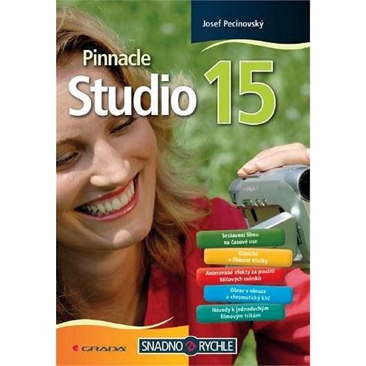 Pinnacle Studio 15 - Josef Pecinovský
