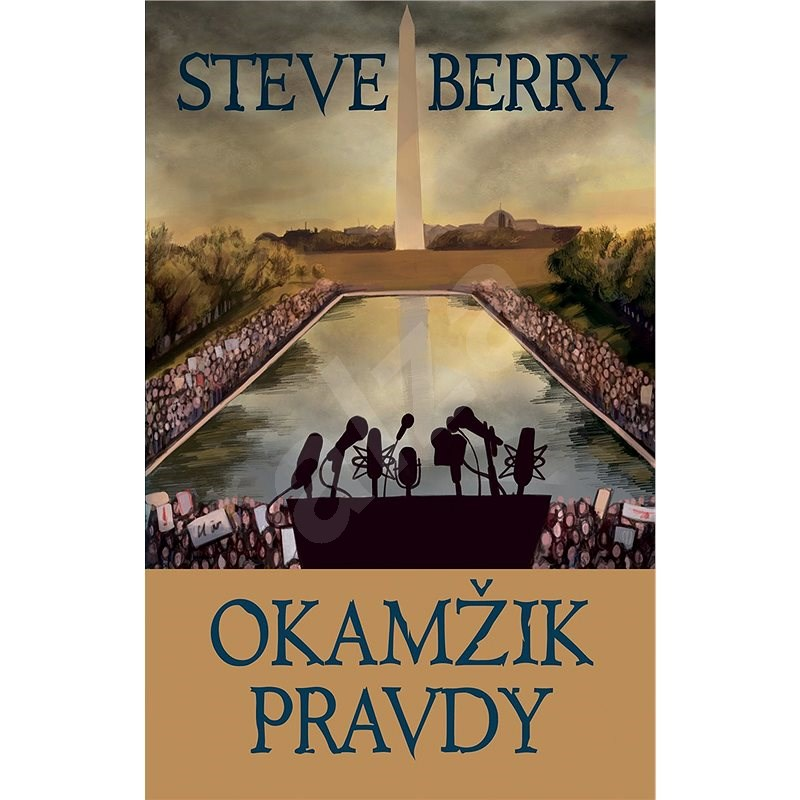 Okamžik pravdy - Steve Berry
