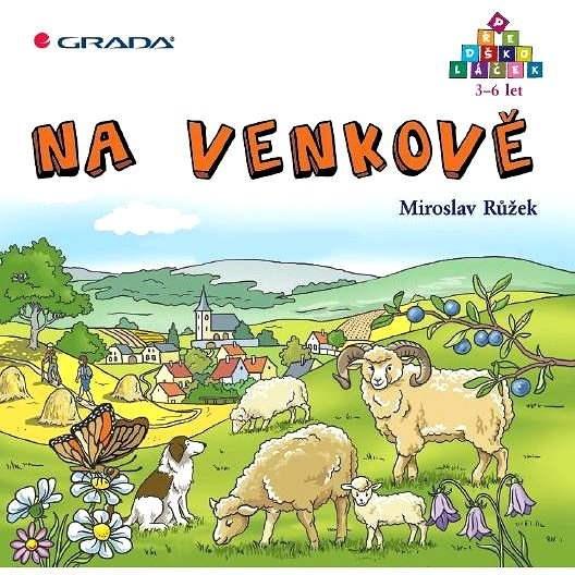 Na venkově - Ladislava Horová