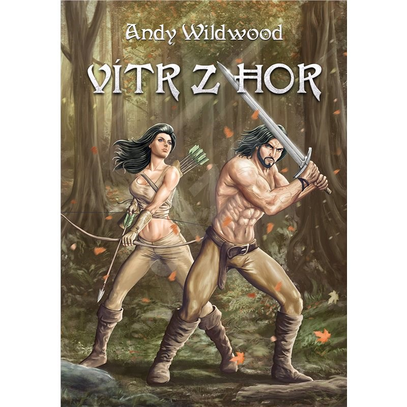 Vítr z hor - Andy Wildwood