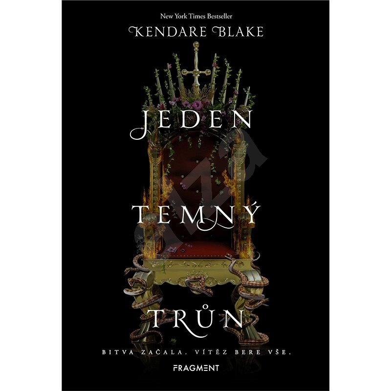 Jeden temný trůn - Kendare Blake