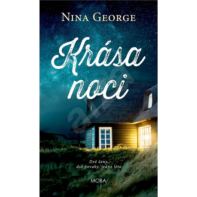 Krása noci - Nina George