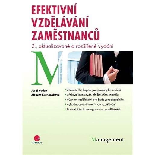 Efektivní vzdělávání zaměstnanců - Josef Vodák