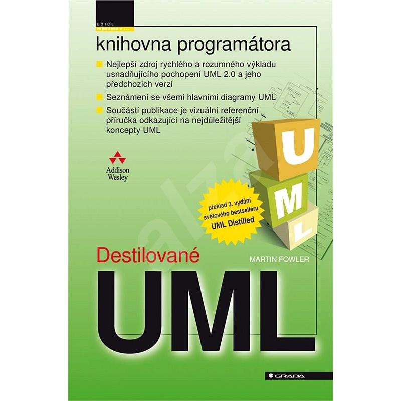 Destilované UML - Martin Fowler