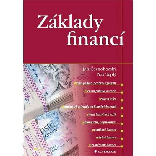 Základy financí - Jan Černohorský