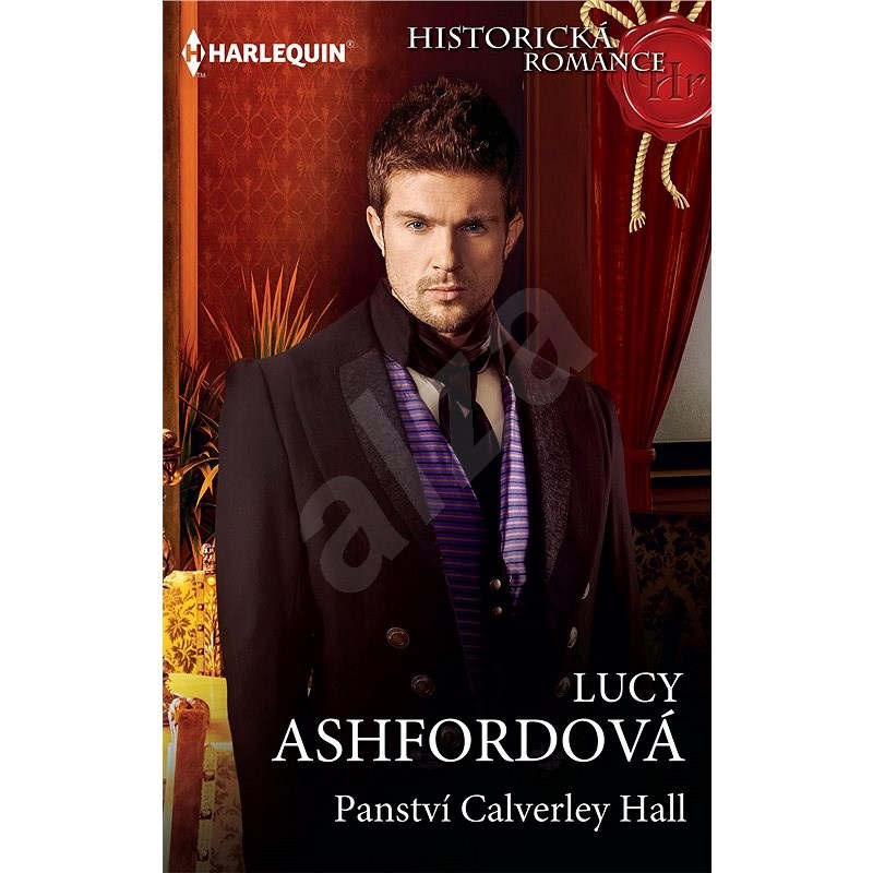 Panství Calverley Hall - Lucy Ashfordová