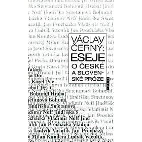 Eseje o české a slovenské próze - Václav Černý