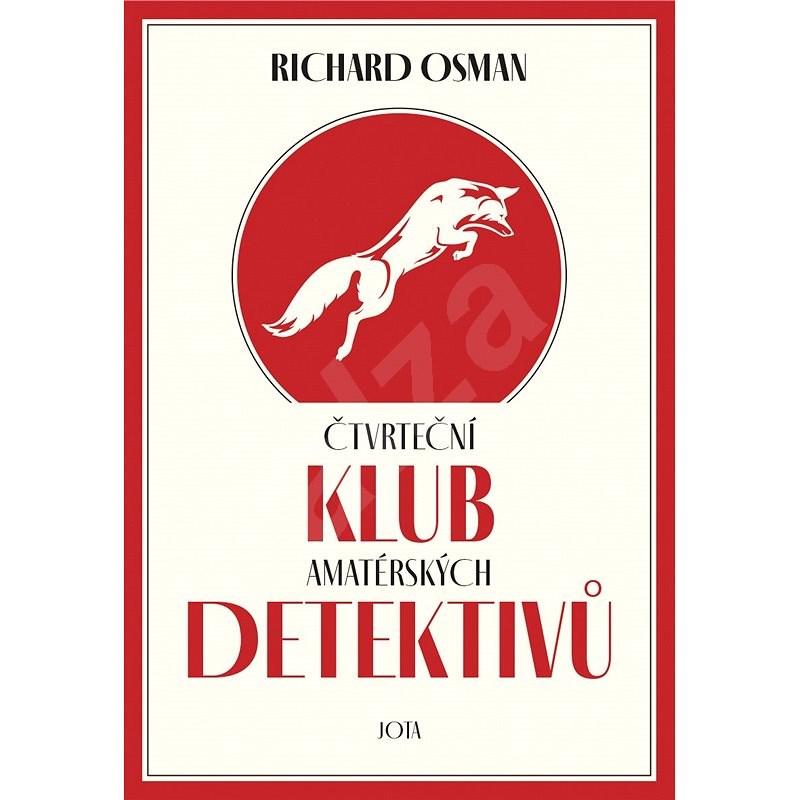 Čtvrteční klub amatérských detektivů - Richard Osman