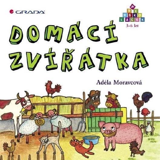 Domácí zvířátka - Adéla Moravcová
