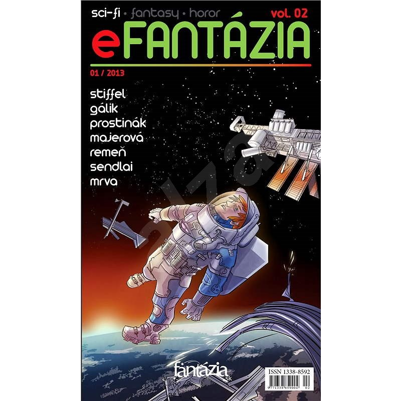 eFantázia vol. 02 - Ivan Aľakša
