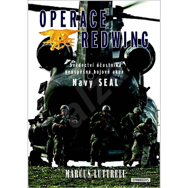 Operace Redwing - Marcus Luttrell
