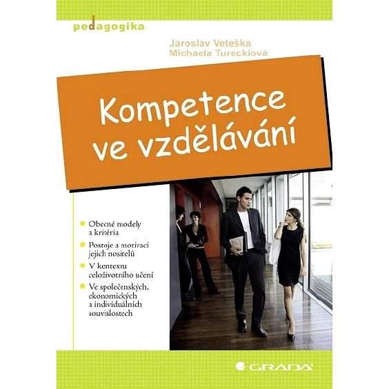 Kompetence ve vzdělávání - Michaela Tureckiová