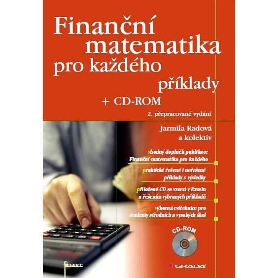 Finanční matematika pro každého + CD-ROM - Jarmila Radová