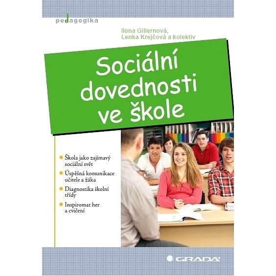 Sociální dovednosti ve škole - Lenka Krejčová