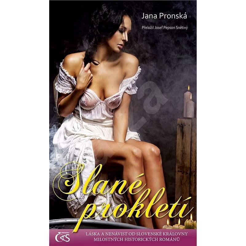 Slané prokletí - Jana Pronská