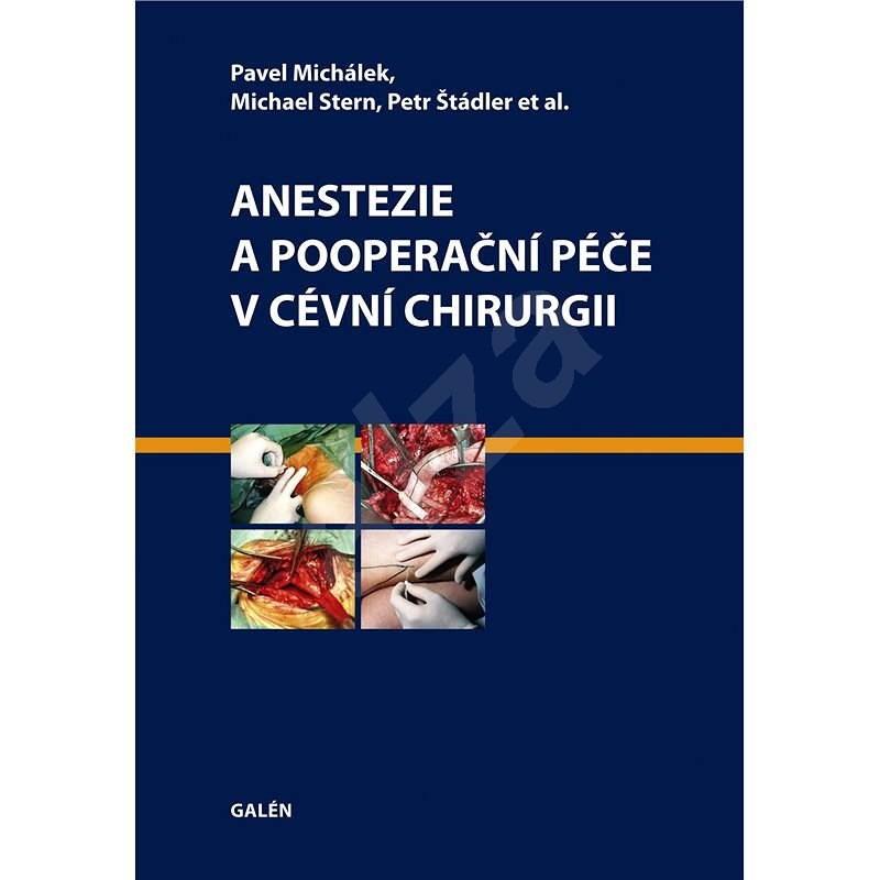 Anestezie a pooperační péče v cévní chirurgii - Michael Stern  Petr Štádler  Pavel Michálek