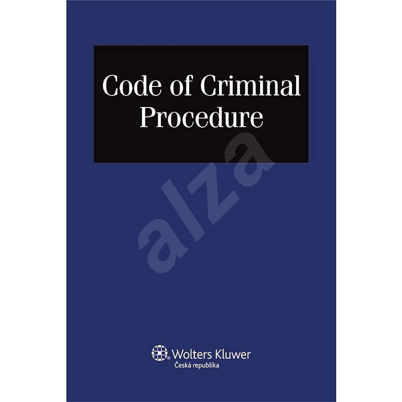 Code of Criminal Procedure - kolektiv autorů